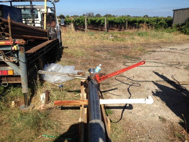 6 inch 15kw submersible Pump Install small vineyard in the Swan Valley