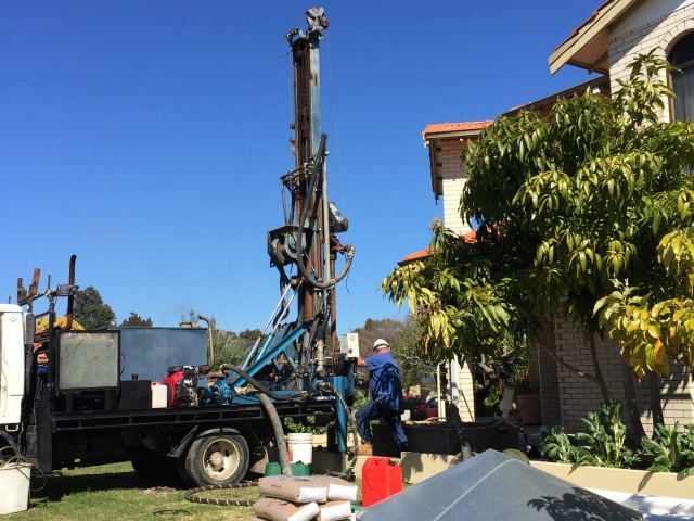 Converting well to Submersible Dianella
