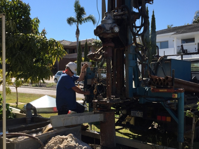 Converting  an old style well to Submersible Dianella