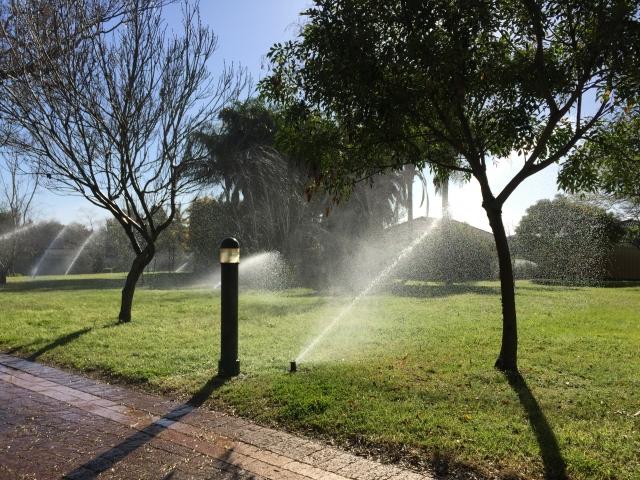 New Irrigation Landsdale