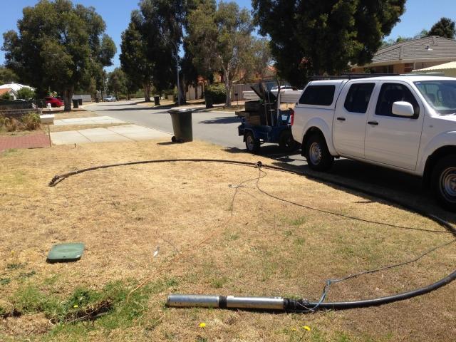 Water bore Pump replacement Ballajura