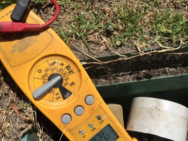 Tong testing pump current draw Morley