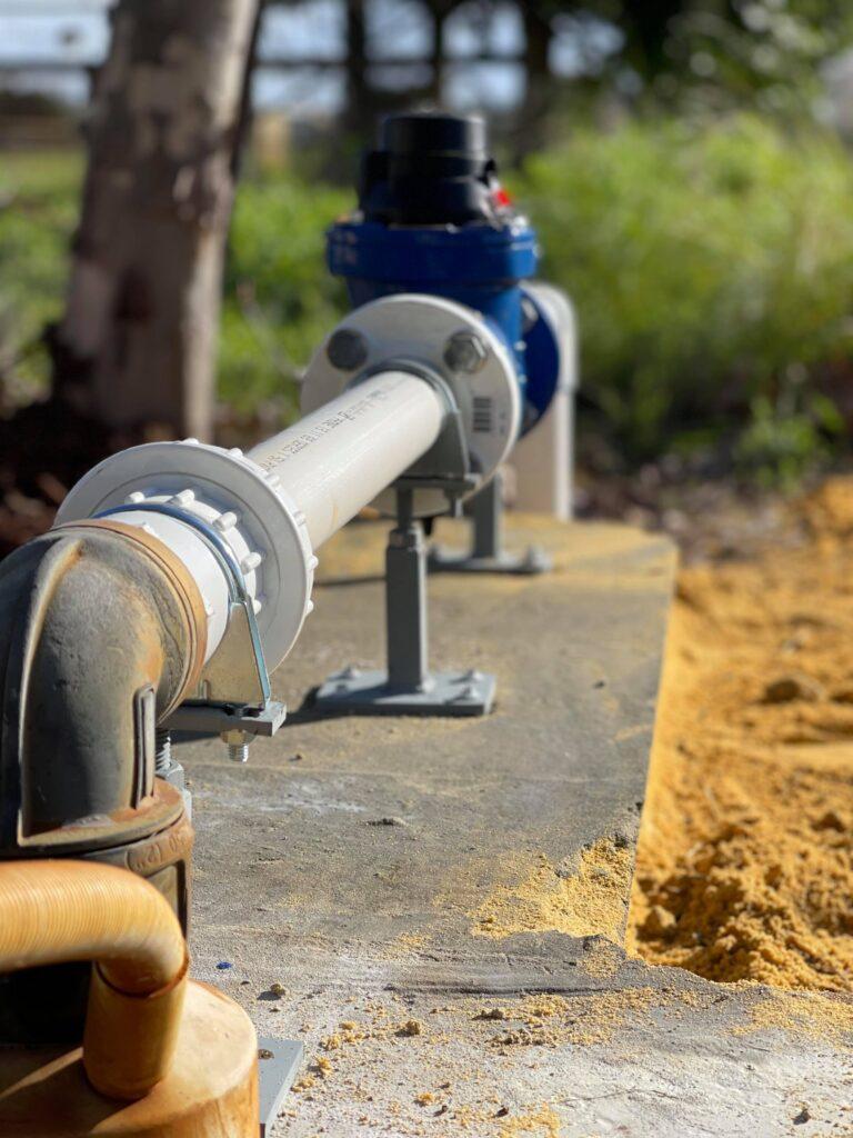 Bore Water Meter