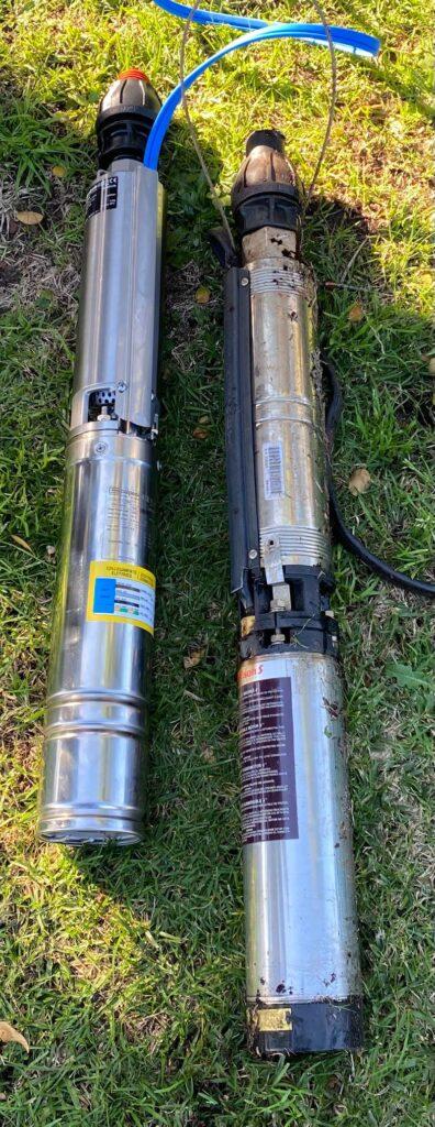 Replacement Calpeda pump