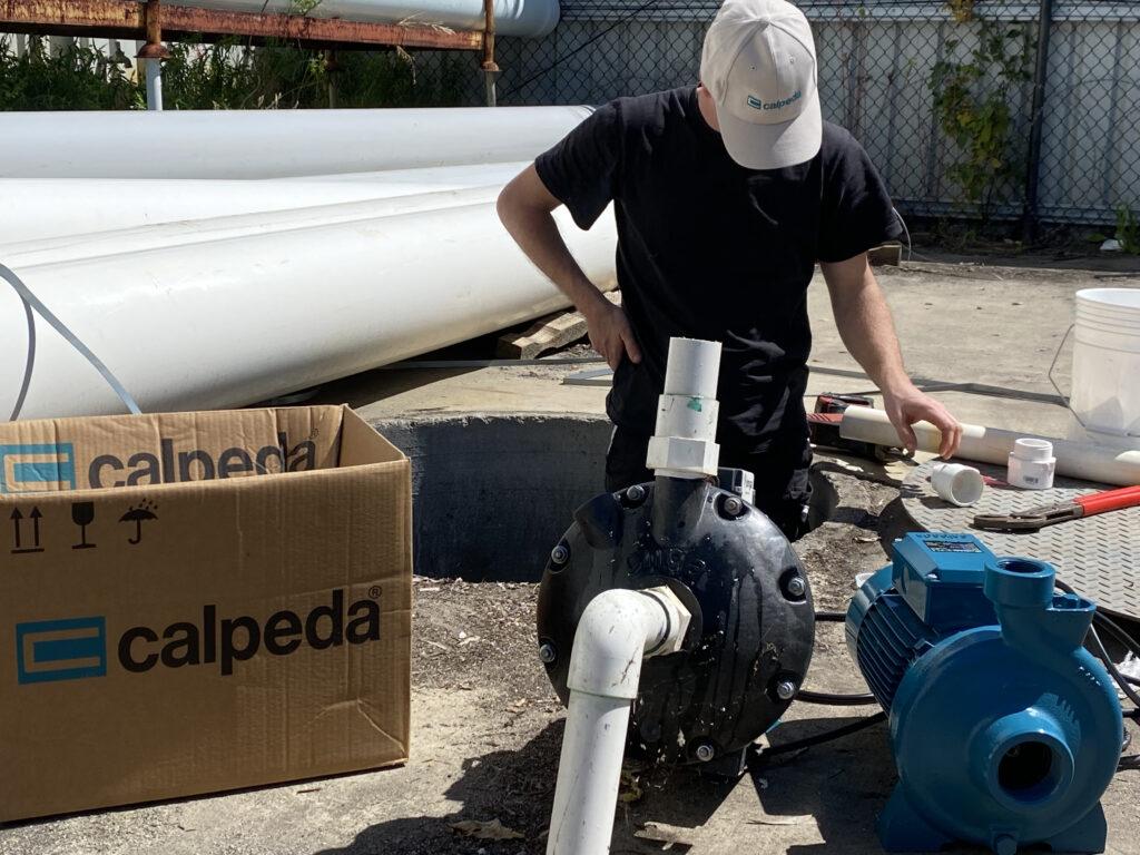 Bore Repairs Bassendean Calpeda pump replacement
