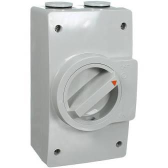 Weatherproof Isolation Switch